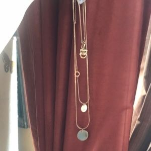 NWT Urban Outfitters Multi-Strand Necklace